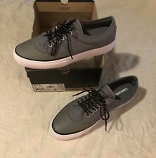 CONVERSE ALL STAR~ MENS GRAY SHOES Men's Sz 12 NEW IN BOX