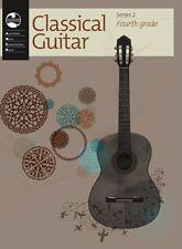 AMEB Classical Guitar Series 2 Fourth Grade / Grade 4 Book *NEW* 2012 Syllabus
