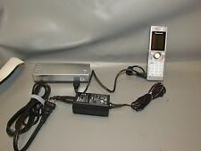 Used Panasonic  Wi-fi Phone for Skype with Router KX-WPA102  MINT