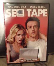 SEX TAPE, DVD, SINGLE DVD DISC, CAMERON DIAZ, JASON SEGAL, NO DIGITAL, gr
