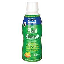 Trace Minerals, Ionic Plant Minerals, 16oz Liquid