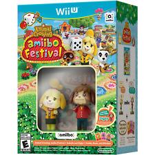 Animal Crossing: amiibo Festival + 2 amiibo (Wii U, 2015)