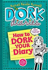 Dork Diaries 3 1/2: How to Dork Your Diary by Rachel Rene Russell