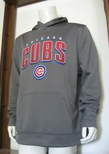 XL MLB Genuine Merchandise TX3 Warm Chicago Cubs Hoodie Hooded Sweatshirt NWT