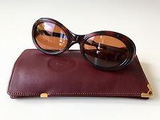 Vintage Cartier frisson Sunglasses Trinity diablo cabriolet conquete santos Tank