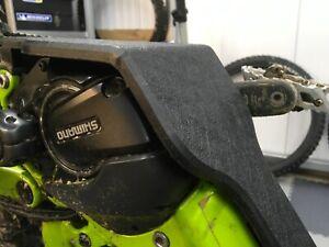 Merida E bike bash guard