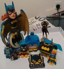 Mixed Lot Comic Book Heroes Action Figures without Packaging