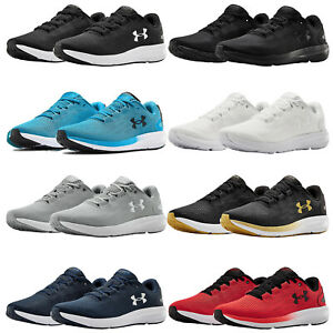2021 Under Armour Mens Charged Pursuit 2 Trainers UA Gym Training Running Shoes