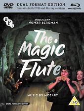 The Magic Flute DVD & BLU-RAY Brand New 2018 Region 2
