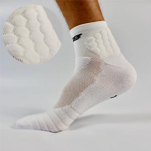 Padded Football Socks (White)