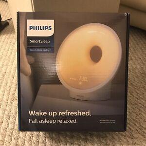 [Free Ship] Philips SmartSleep Connected Sleep and Wake-Up Light Clock NEW