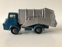 A Vintage Budgie Toys Refuse Truck 274 - Made in England