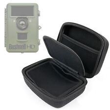 Black Case for Bushnell Natureview Cam HD - Protective EVA + Storage