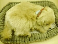Perfect Petzzz atmender Hundewelpe Hund Golden Retriever inkl. Transporttasche