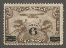 Canada 1932 #C3  Air Mail Stamp - F MH