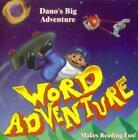 Word Adventure Vol A PC CD think speak write better English language communicate