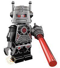 LEGO MINIFIGURES SERIE 8 - MINIFIGURA EVIL ROBOT 8833 - ORIGINAL MINIFIGURE