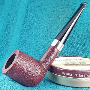 UNSMOKED? 1982 Dunhill RED BARK GROUP 6 LARGE THICK BILLIARD English Estate Pipe
