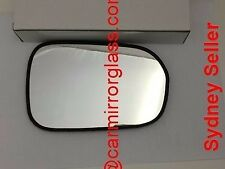RIGHT DRIVER SIDE HONDA ACCORD CG 1998 - 2003 MIRROR GLASS WITH BASE