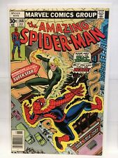 Amazing Spider-Man (Vol 1) #168 NM- (9.2) 1st Print Marvel Comics