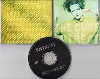 The Cure Promo-CD ENTREAT © 1990 UK in jewel case 8-track FIXCD17 - near mint