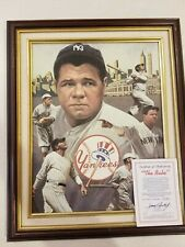 "Jon Ren's ""The Babe"" Babe Ruth"