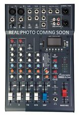 Studiomaster Club XS6 6ch mixer with compressors/mic input