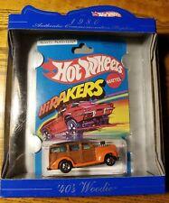 Hot Wheels, Hi-Rakers 40's Woodie. NIP (11I)