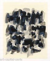 UBAC RAOUL LITHOGRAPHIE ORIGINALE DERRIÈRE LE MIROIR 1961 DLM N°130 LITHOGRAPH