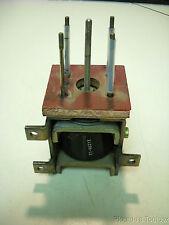 Used Prestolite Forklift Coil Assembly Amp Mounting Frame 11296 12 Coil
