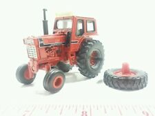 1/64 ERTL custom international ih 1566 tractor cab removable duals farm toy