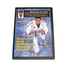 Modern Brazilian Jiu Jitsu #1 Street Situations Dvd Rodrigo Comprido Medeiros