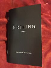 1 of 156 copies only! NOTHING by Frater Achad ~Aleister Crowley related~ Magick