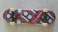 TECH DECK SKATEBOARD COLIN MCKAY FINGER BOARD PLAN B RED