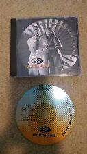 Here I Go/Nothing Like The Rain 2 Unlimited Audio CD - 1995