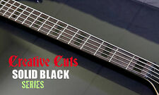 Blocks BLACK Fret Marker Vinyl block Inlay Stickers for 5-STRING BASS Guitar