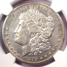1879-CC Morgan Silver Dollar $1 - NGC XF45 (EF45) PQ - Carson City - Looks AU!