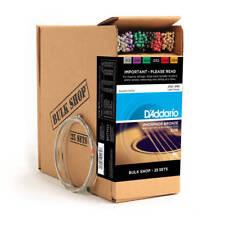 D'Addario EJ16-B25 Box 25 Phosphor Bronze Light 012-053 Acoustic Guitar Strings