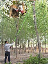Tree Pole Pruner 8Poles 26 Feet Saw Trimmer Shear Cutter Fiskers Coconut Branch