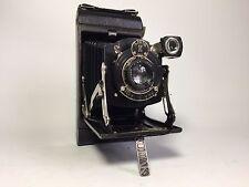 N. 1 kodak anastigmat Tasca Fotocamera JR. - F 6.3 112mm, Nº 12027-vintage con