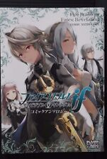 JAPAN Fire Emblem Fates (if) Invisible Kingdom / Revelation Comic Anthology