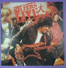 "Thin Lizzy - Killers Live - 4 Track 12"" Single 1981 EXC/VG"
