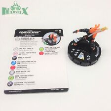 Heroclix DC Rebirth set Deathstroke #001 Common figure w/card!