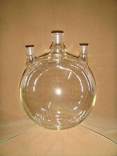 20000ML(20L) 3 necks Round Bottom Flask,34/35,24/29,Heavy wall,Lab Glassware
