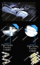 Set 19 Bombillas De Xenón Blanco LED BMW X6 E71 20 luces INTERIORES COCHE Kit