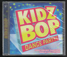 Kidz Bop Dance Party! by Kidz Bop Kids (CD, 2006, Kidz Bop) BRAND NEW