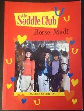 The Saddle Club, Horse Mad, P/B GC
