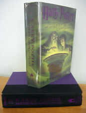 Harry Potter and the Half-blood Prince by J. K. Rowling, 2005 1st Printing in DJ