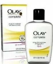 Olay Complete All Day Moisturizer with Vitamins E & B3 4.0 FL OZ SPF15