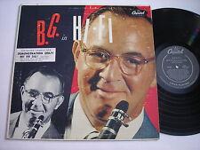 PROMO Benny Goodman B. G. in Hi - Fi 1955 Mono LP VG+